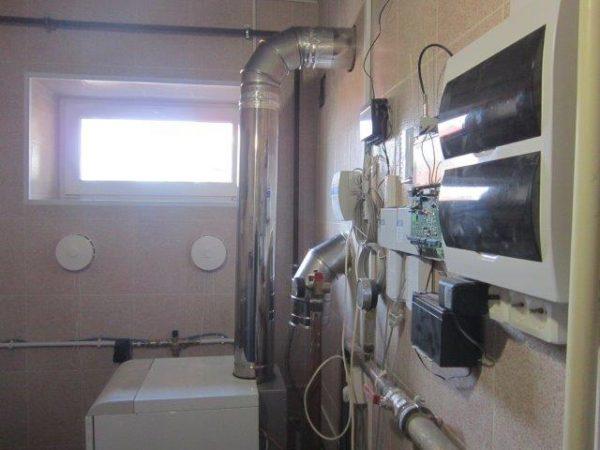 Установка для искуственной системы вентиляции