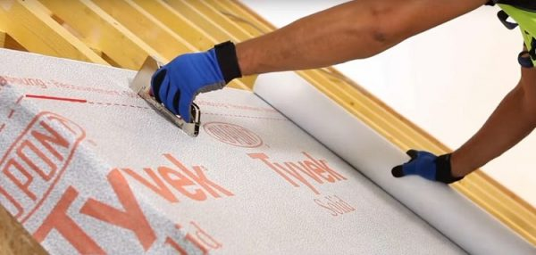 Строим хозблок на даче своими руками