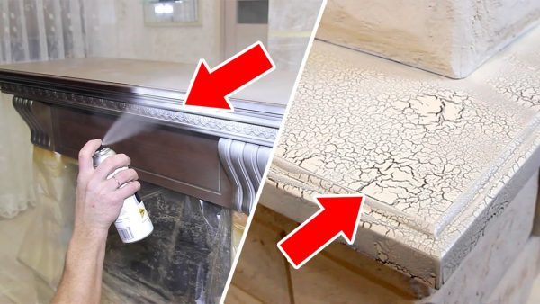 Реставрации старой мебели по-современному