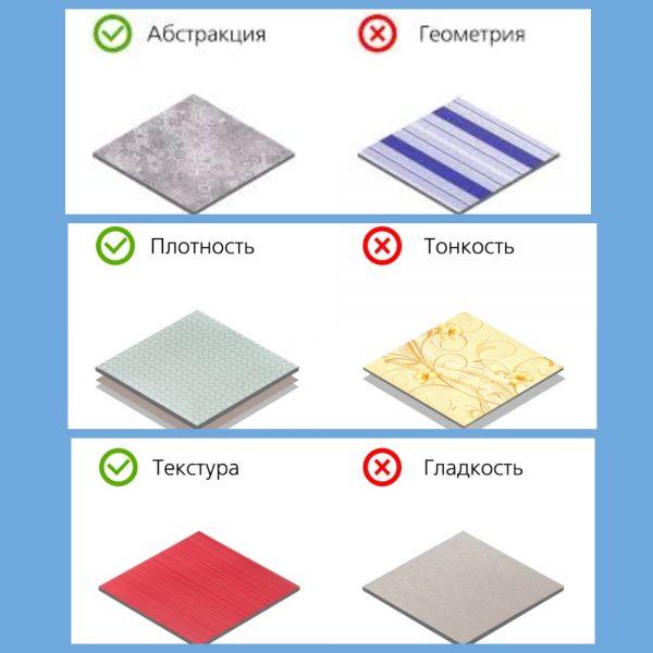 Рекомендации по выбору обоев для неровных стен