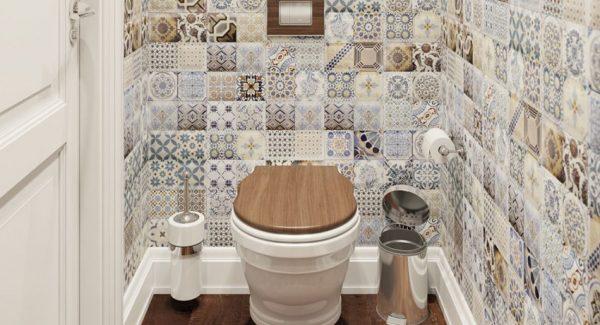 Плитка для ванной: модные тенденции 2020