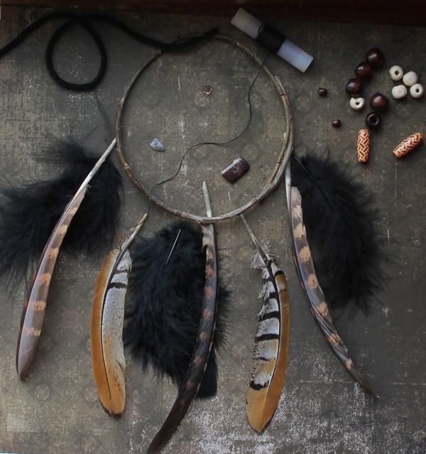 Как сделать ловца снов своими руками