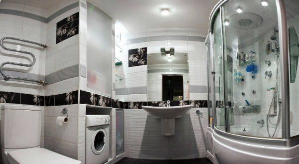 Плитка для ванной: модные тенденции 2019