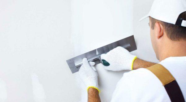 Подготовка стен под покраску своими руками