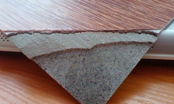 Виниловый ламинат: плюсы и минусы