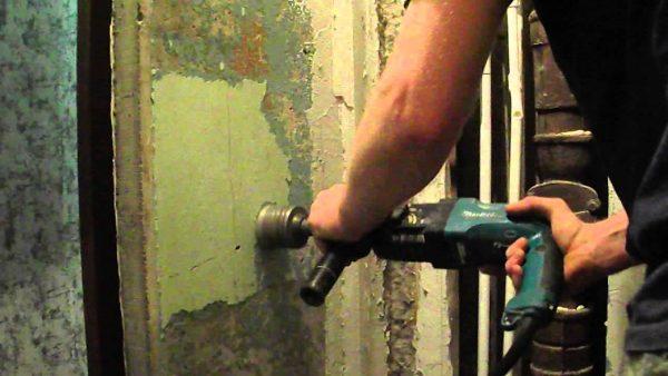 Подготовка стен к поклейке обоев
