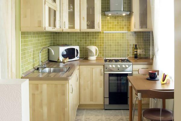 Маленькая кухня – идеи для дизайна