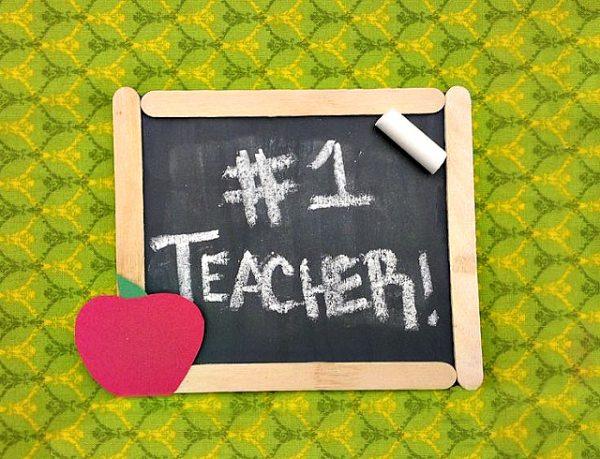 Делаем открытки ко дню учителя