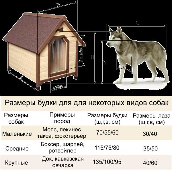 Как сделать конуру для собаки