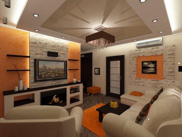 Модный интерьер квартиры 2021