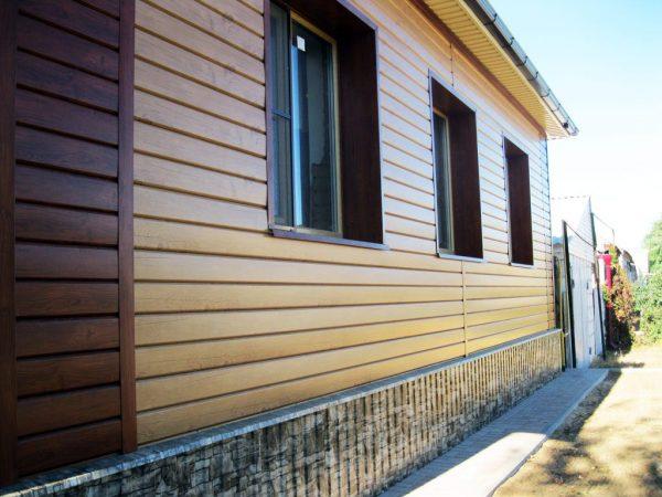 Чем дешевле обшить дом снаружи