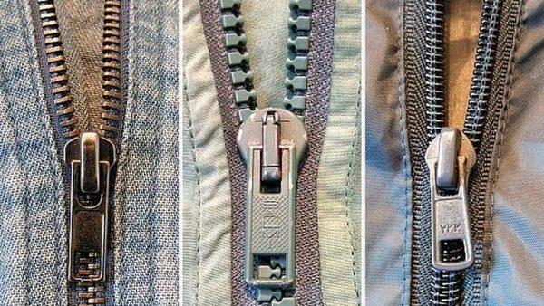 Ремонтируем молнию на куртке самостоятельно