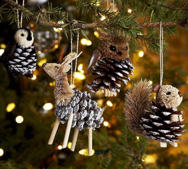 Как украсить ёлку на Новый год: стильные идеи