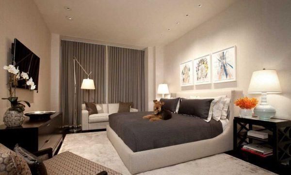 Как поставить кровать в спальне по фен-шуй