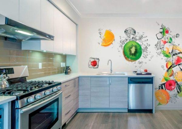 Модный дизайн кухни 2020