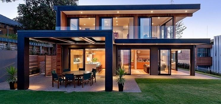 остекление энергосберегающего дома