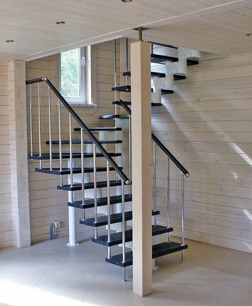 чердачные модульные лестницы (ФОТО)