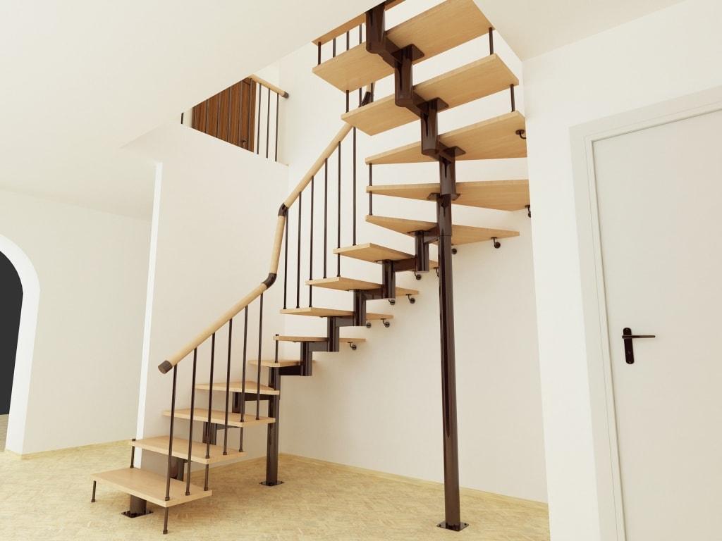 чердачные модульные лестницы