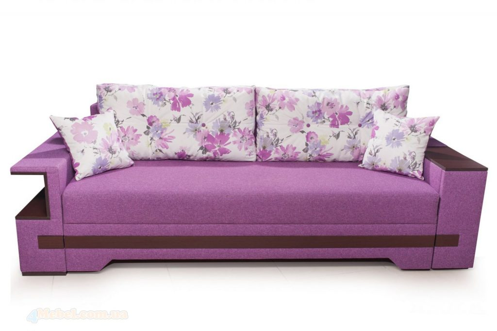 красивый диван еврокнижка