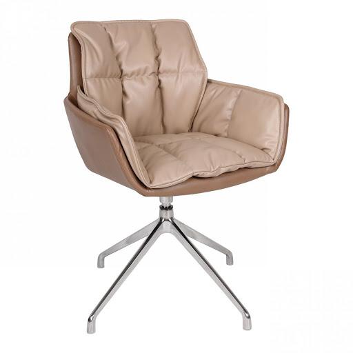 кресло кожзам