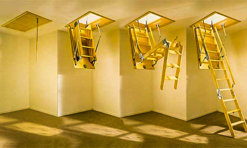 лестница для чердака