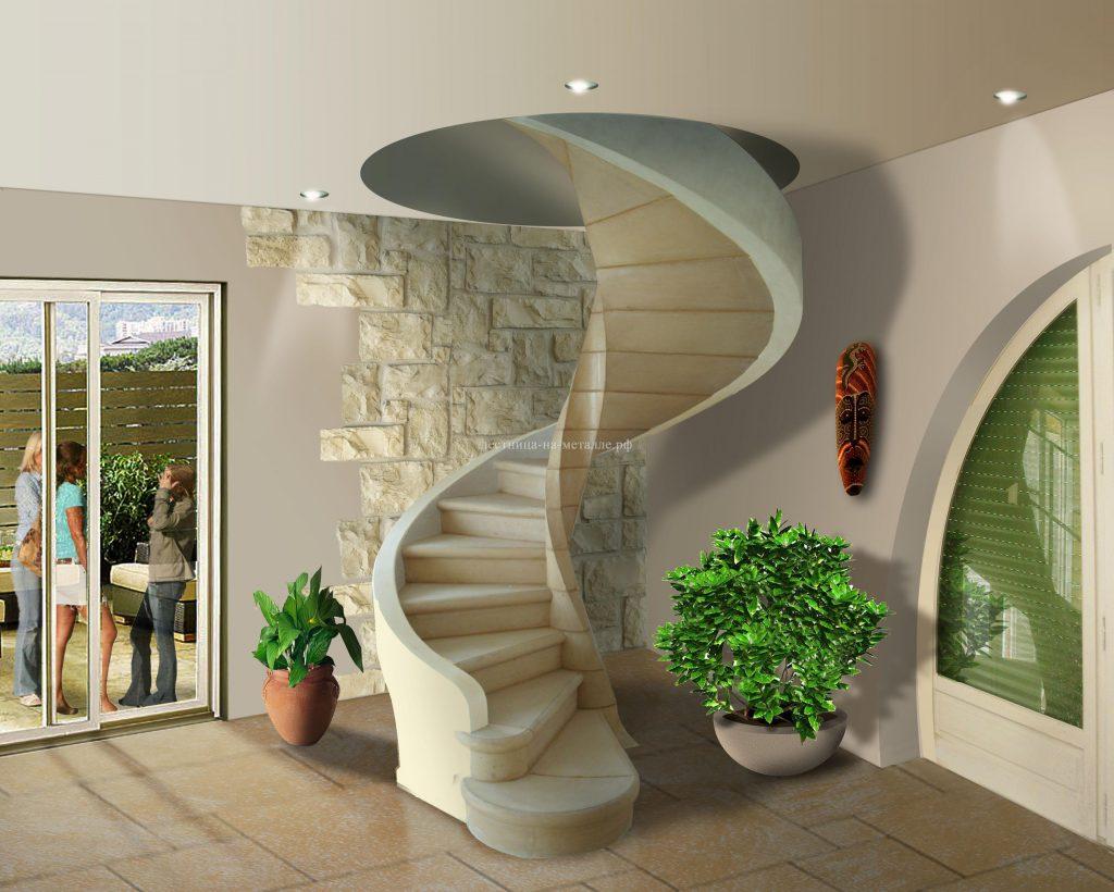 модульная лестница (ФОТО)
