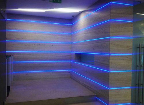 освещение спальни (ФОТО)