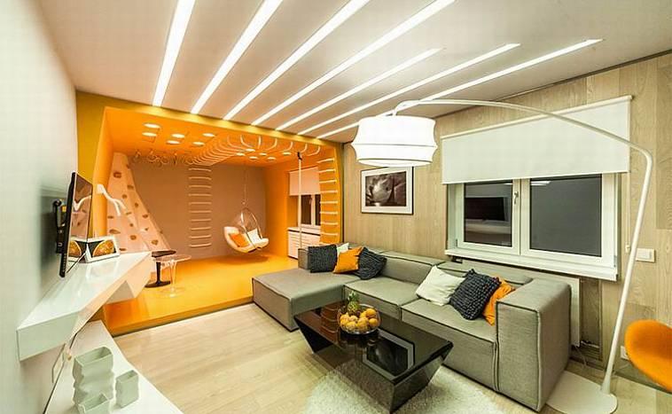 освещение в квартире (ФОТО)