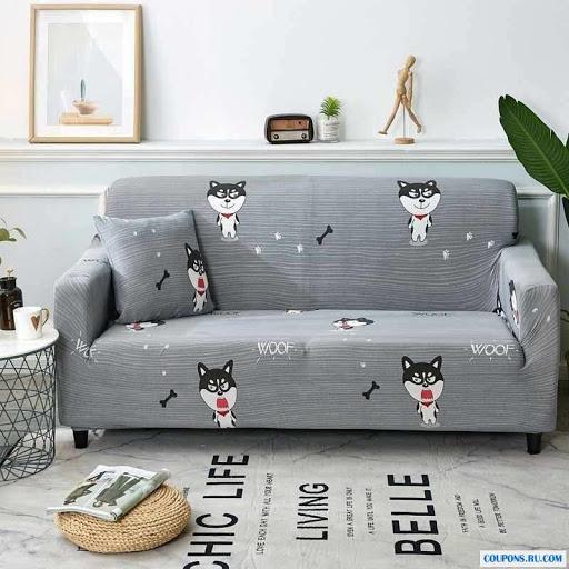 рисунок дивана