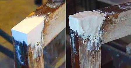 грунтовка деревянных окон