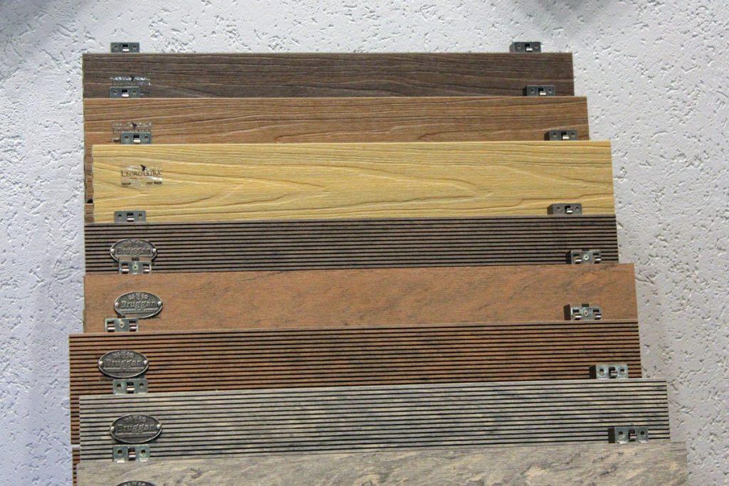 текстуры террасной доски