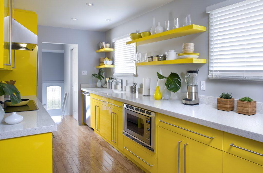 уникальная кухонная мебель