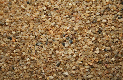 кварцевый песок для пескоструйки