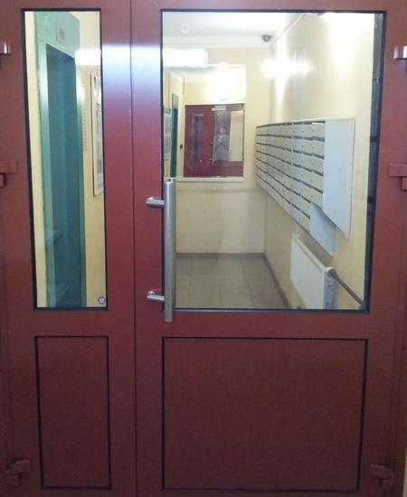 дверь тамбур