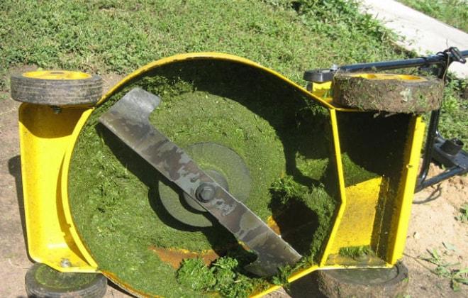 лезвия для газонокосилок