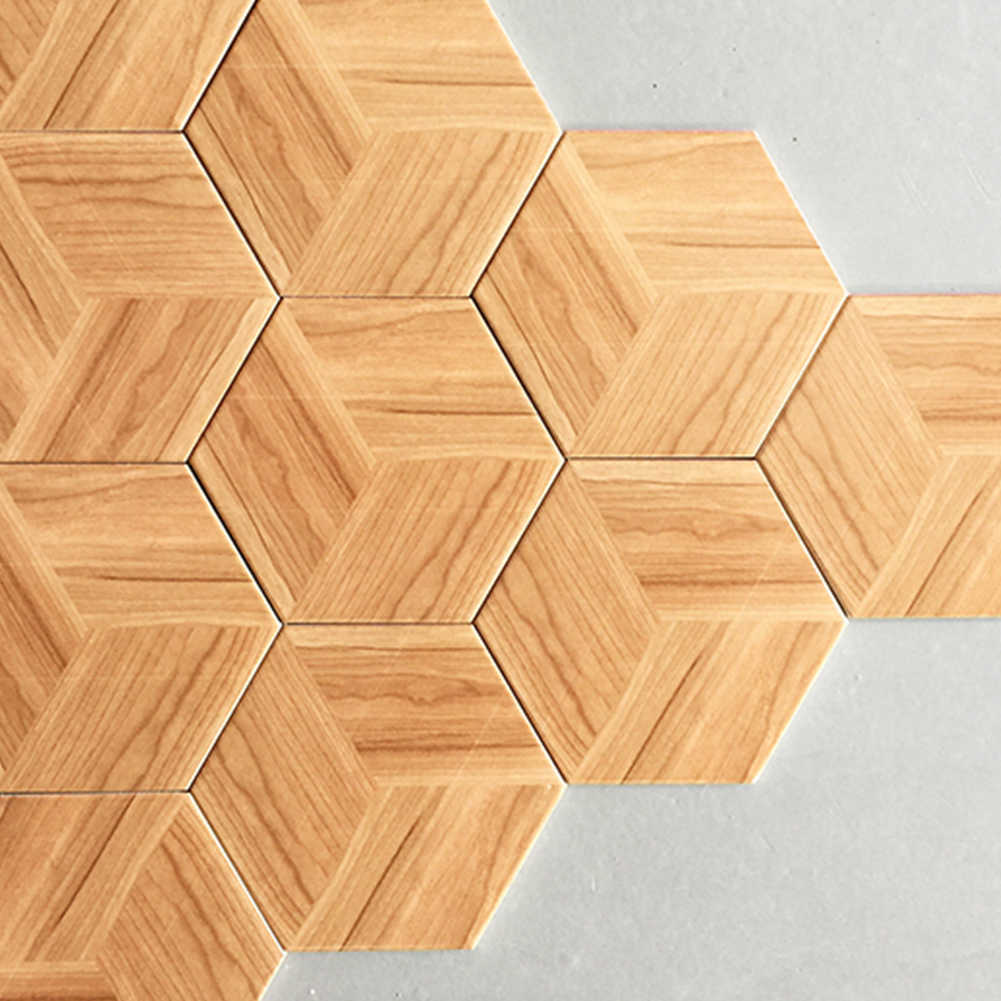 плитка пвх шестиугольная