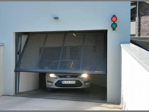 подъемные ворота для гаража идеи