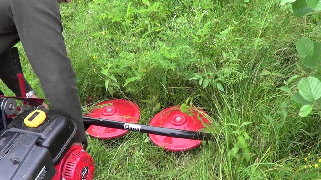 Роторная газонокосилка - лучшее решение для вашего газона