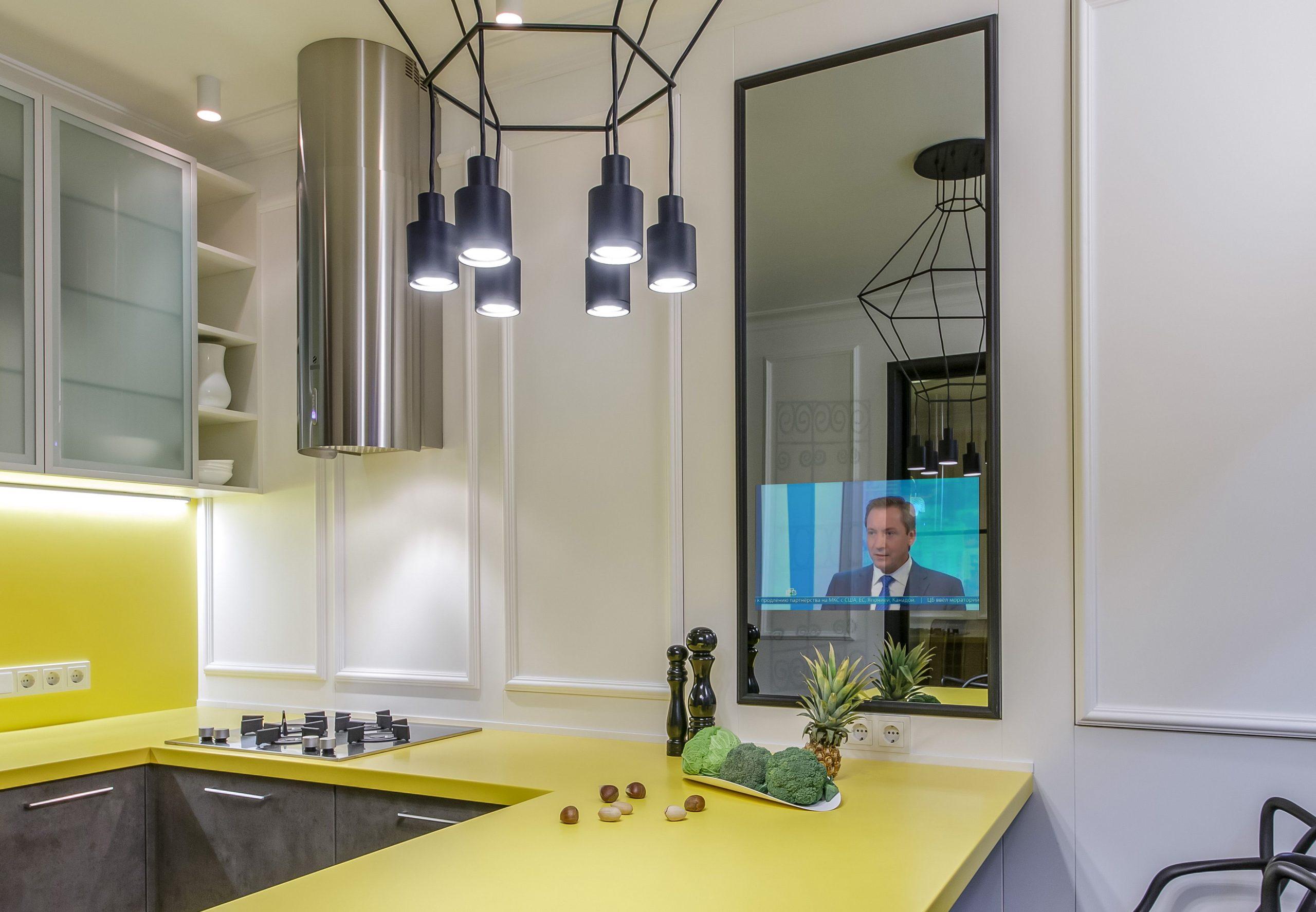 телевизор зеркало дизайн
