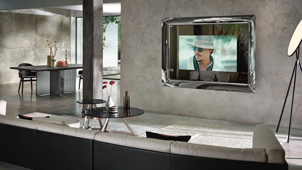 зеркало телевизор