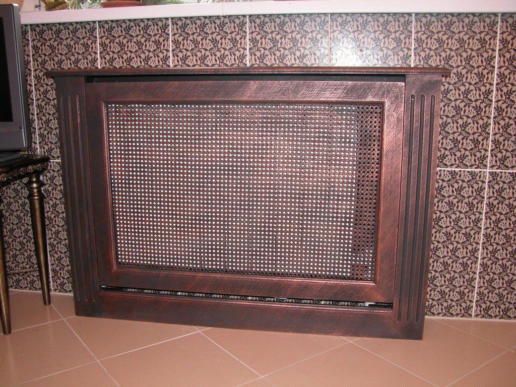 экраны на радиатор