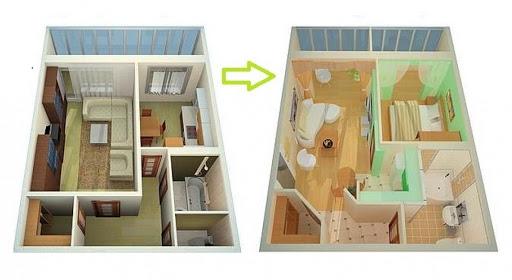 перепланировка квартиры как сделать