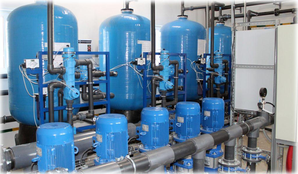 Промышленная ионизация воды