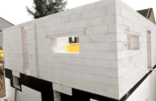 стены из силиката