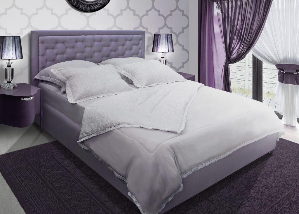 Дизайнерская кровать в спальню - идеи с фото