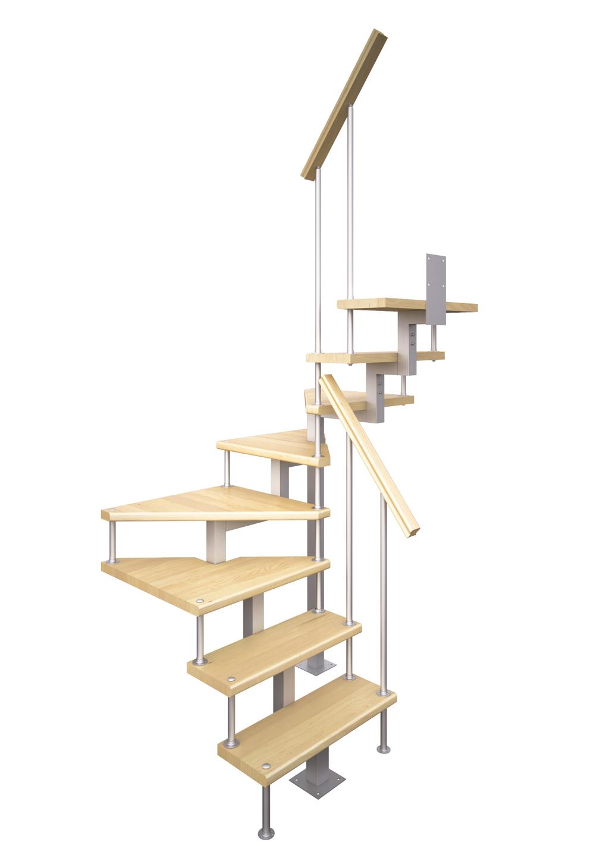 На что стоит обратить внимание при выборе лестницы?