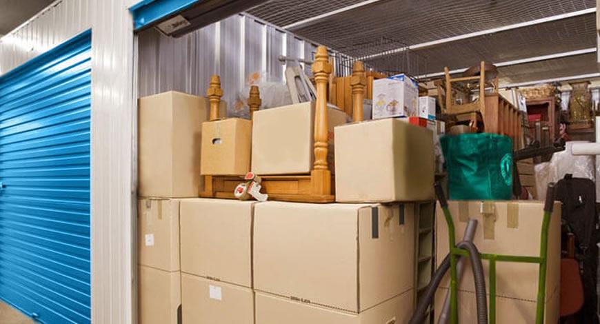 Услуги хранения мебели