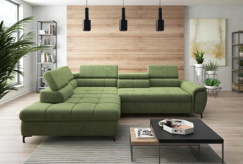 Как правильно выбрать диван для гостиной комнаты в жилом доме