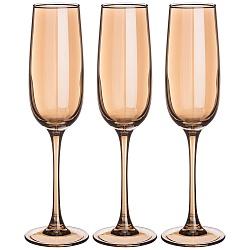 Особенности выбора бокалов под шампанское