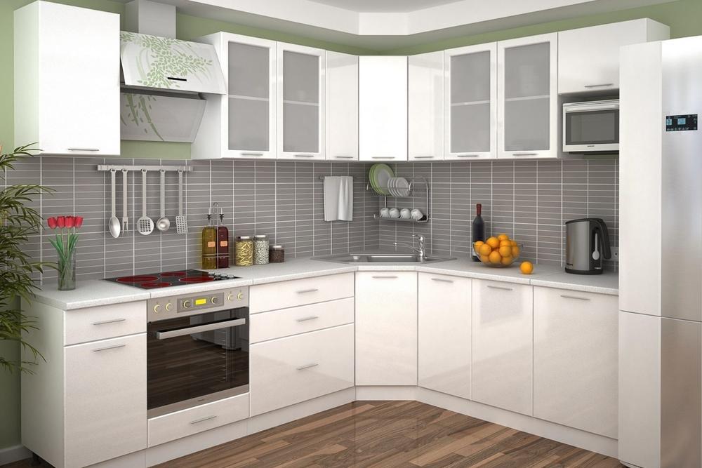 Особенности угловых кухонь